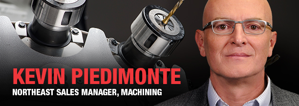 Machining Division Welcomes New Sales Leader