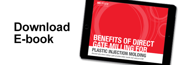 Benefits of Direct Gate Milling For Plastic Injection Molding