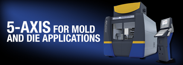 A Look at the OPS Ingersoll Eagle V9 for Mold and Die Applications